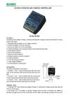 SLC20 Solar controllers