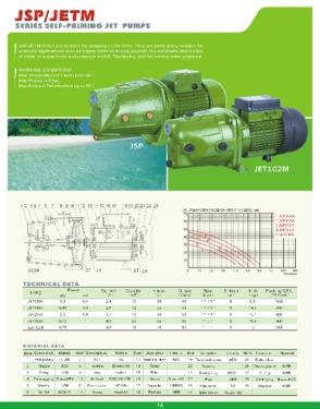 jet electric water pump