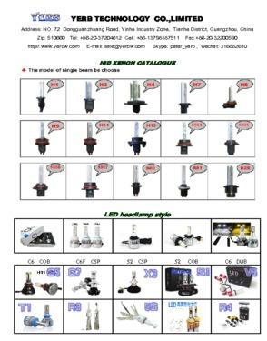 Guangzhou yerb technology Co; Ltd