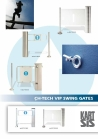 CH-TECH VIP SWING GATES