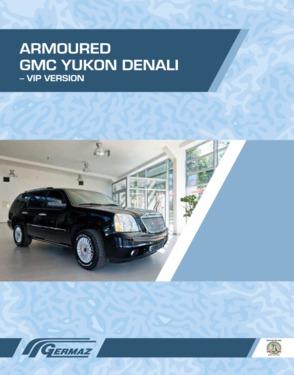 Amoured GMC Yukon VIP