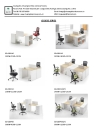 2014 Modern 25mm Top Executive Desk