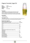 Organic Cosmetic Argan Oil