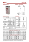 stationary  AGM battery 2V-200AH
