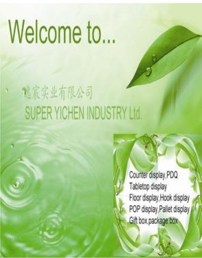 Super Yichen Industry Ltd.