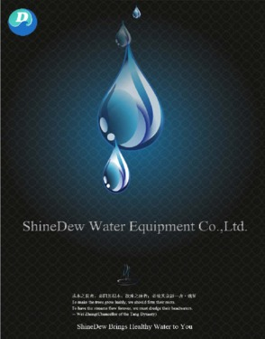 Stainless steel RO water treatment equipment RO-1000J(1000L/H)