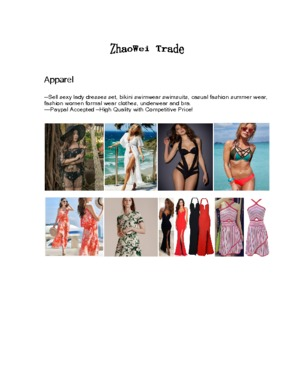 Zhaowei Trade Co., LTD