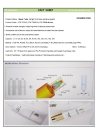Super Tube airtight tube weight valve system