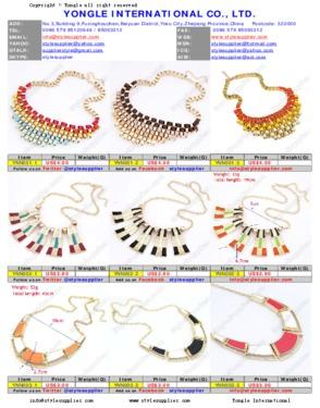 Customized Necklaces, OEM Necklaces, Design Necklaces, Logo Necklaces