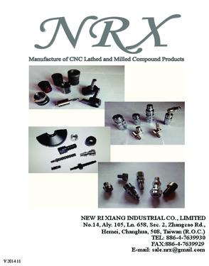NEW RI XIANG INDUSTRIAL CO., LTD