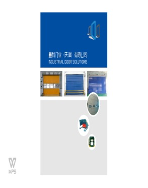 2018 Industrial Security Door /Aluminum Rapid Shutter Roll Up Rolling Door