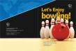 Novel clear Bowling Ball with USBC quality