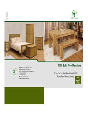 Rizhao East Furniture Manufacturer