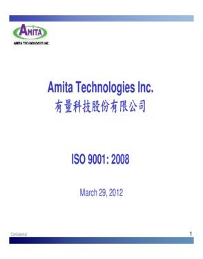 Amita Technologies, Inc.