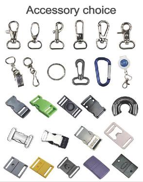 Cheap Custom Short Lanyard Key Chain Strap Carabiner Keyring Strap