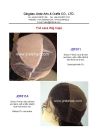 Glueless Human Hair Lace Wig