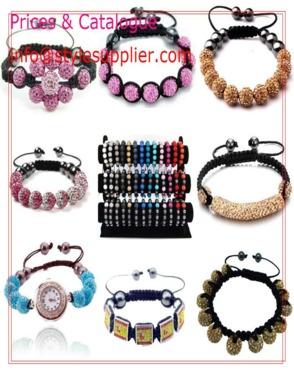 Shamballa Bracelets (Wholesale)