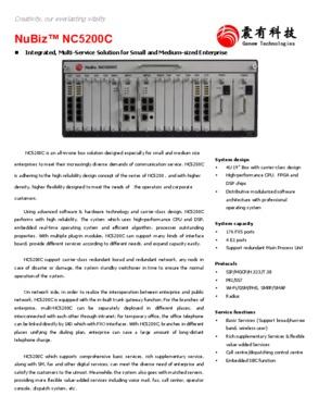 IPPBX (NC5200C)