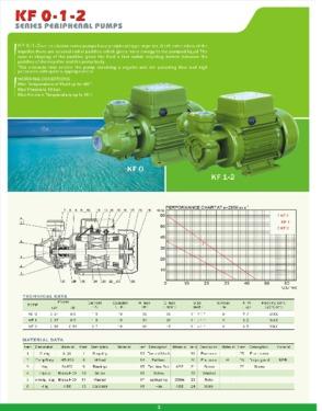 KF Series Peripheral Pump
