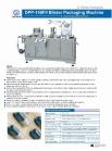 DPP-140 Blister Packaging Machine