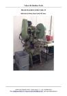 "Mechanical Press 45 tons. brand ""CERINI PRESSE"""