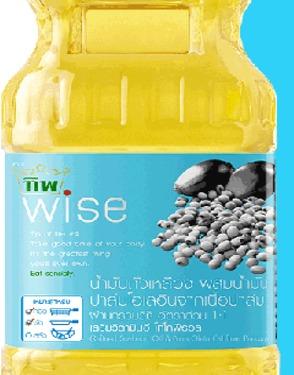Refined Soybean Oil & Palm Oil
