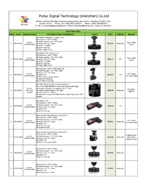 "2.5"" HD Car DVR IR Night Version 270°LCD Road Dash Video Camera Audio Recorder"