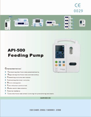 Medical feeding pump�CE approved�