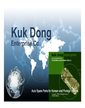 Kukdong Enterprise Co.