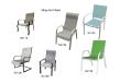 Textilene Table Set
