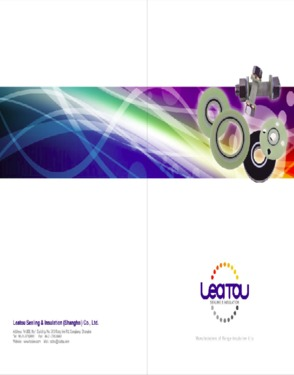 Leatou Sealing and  Insulation Ltd.