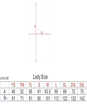 sublimated female lax reversible