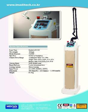 Intelligent Co2 laser system