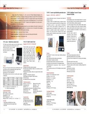 NJ-RCT Rapid chloride tester