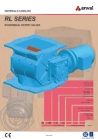Drop Through Rotary Valves: RH Series