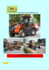 Wheel Loader HQ916 with Strong axle