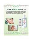 Soothing and calming lotion