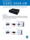 Enterprise SIP Gateway (ESG) With DOCSIS 3.0 Cable Modem
