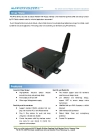 Industrial 3G RS232 Modem