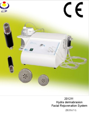 2013!!!IHSPA7.0 Hydra dermabrasion Skin Rejuvenation System