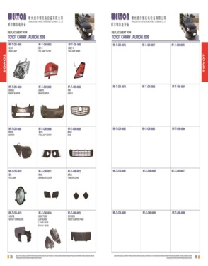 Automobile Parts Replacement