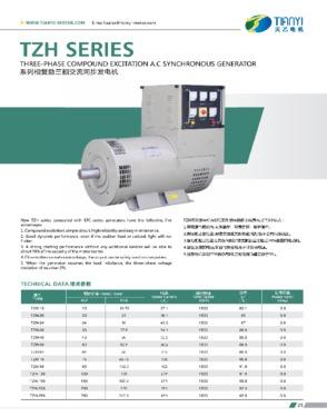 TZH Power Generator