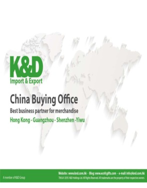 K&D Holdings Limited