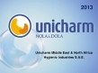 Unicharm Middle East&North Africa Hygienic Industries