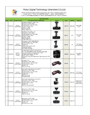 1080P 2.7 inch Car DVR Blackbox Motion Detection Rearview Mirror
