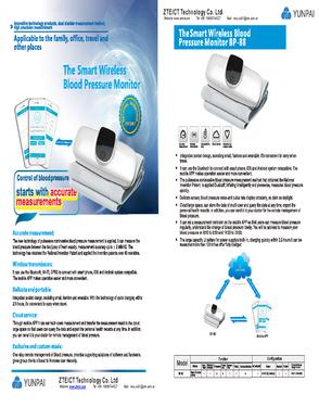 BP-88 Blood Pressure Monitor or Apparatus