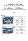 natural turquoise  beads/barrel shape/semi-precious stone beads