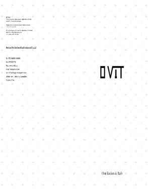 Heshan Ovit kitchen and bath industrial Co., Ltd