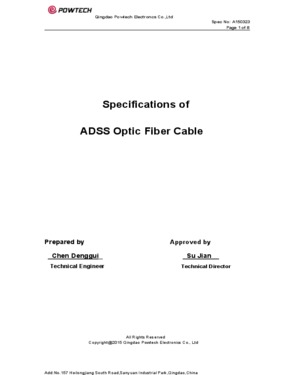 All-Dielectric Self-Supporting Optic Fiber Cable Fiber Optic Cable 24fibers