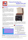 laboratory hot plate to thermally cure thin film and coating